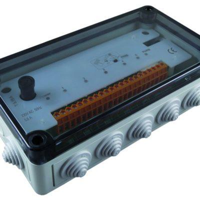 Eldat Funksteuerung für Heizkreisverteiler RCH01